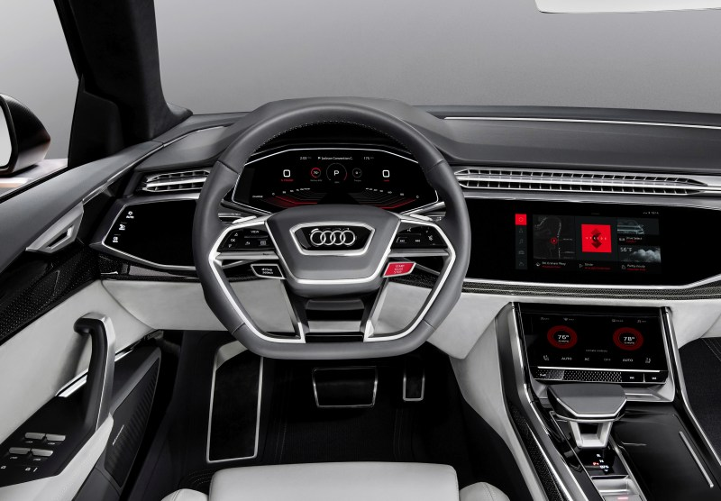 Audi And Volvo Go Allin On Android - Audi