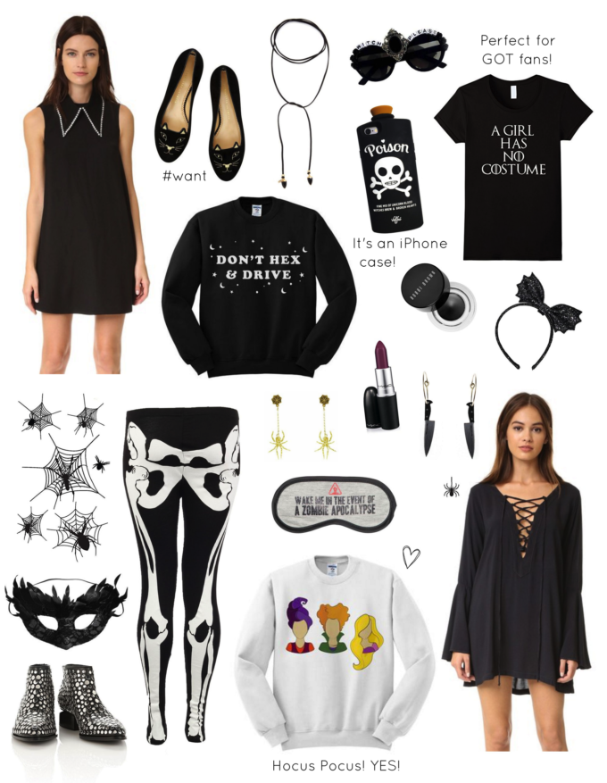 how to look cool on halloween without really dressing up - Halloween Costumes Without Dressing Up