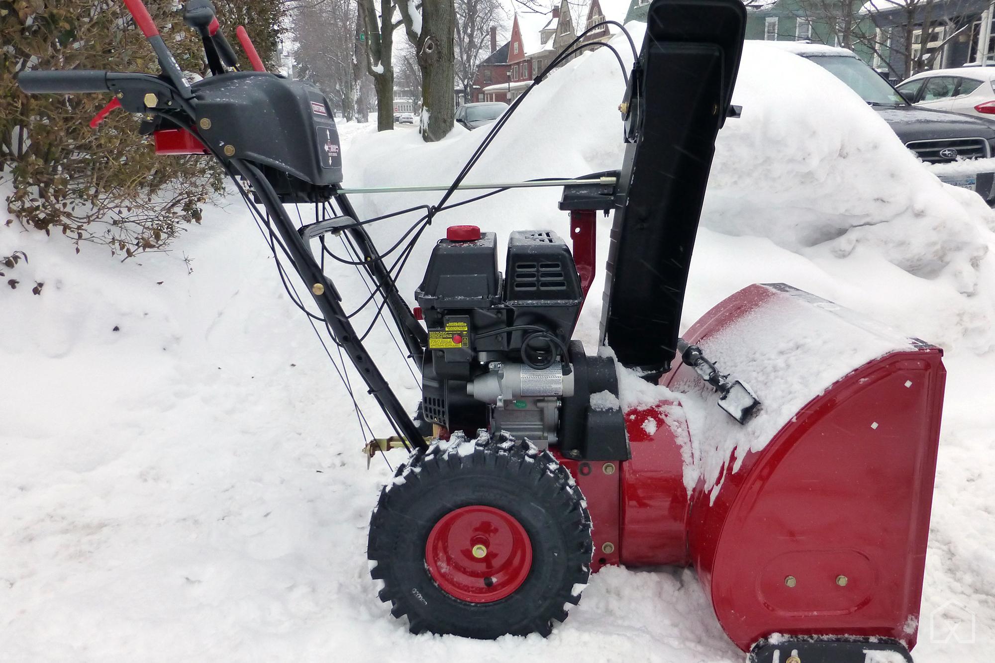 the best snow blower