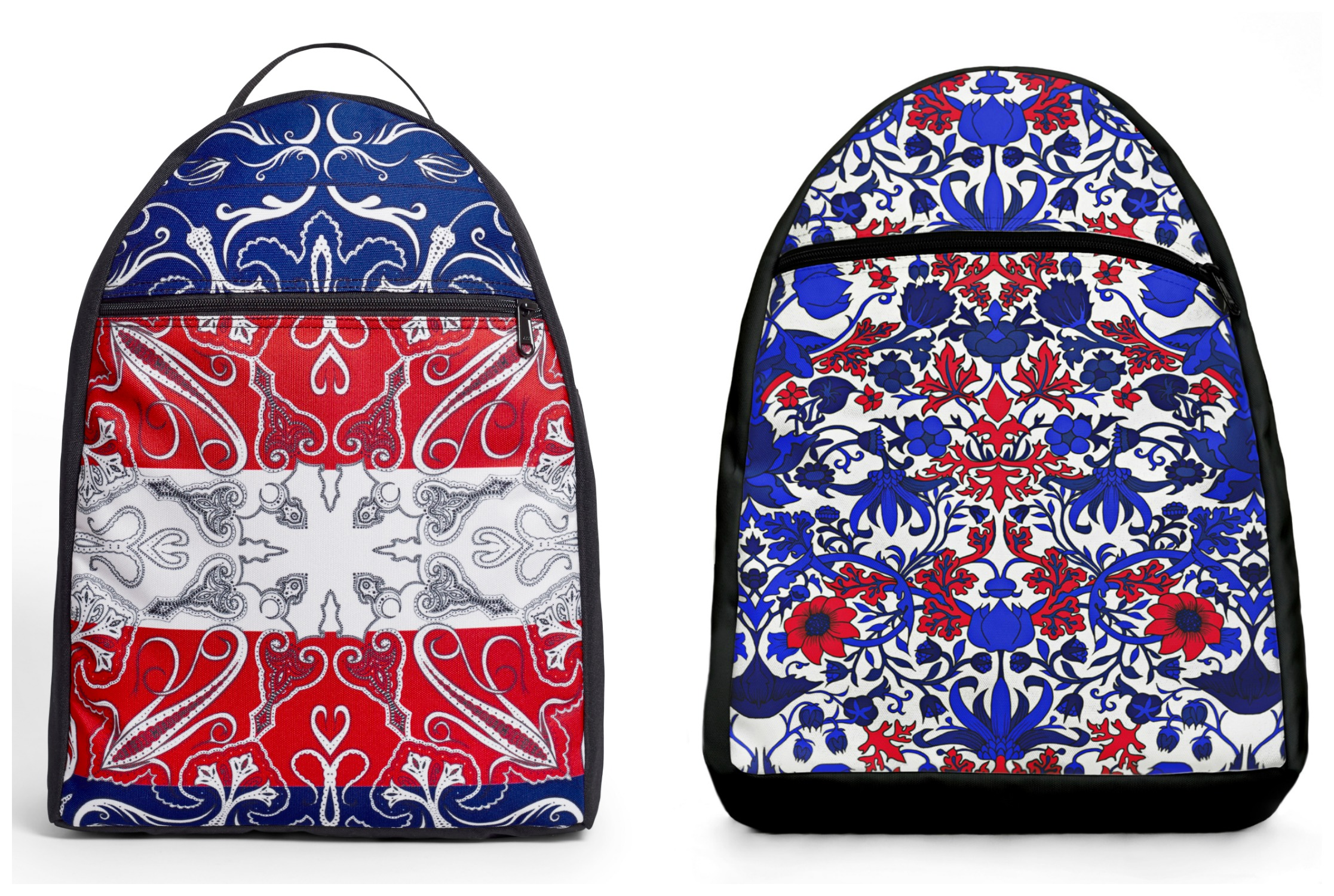 Rachel Zoe Americana backpacks at eBay