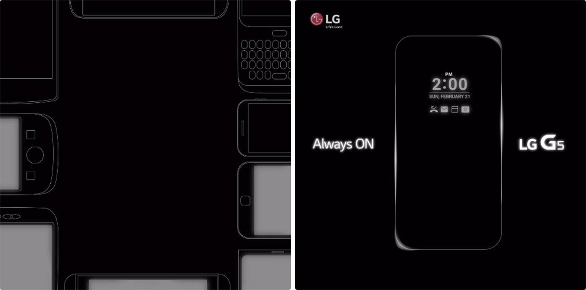 LG:G5 將會有一塊 Always On 螢幕