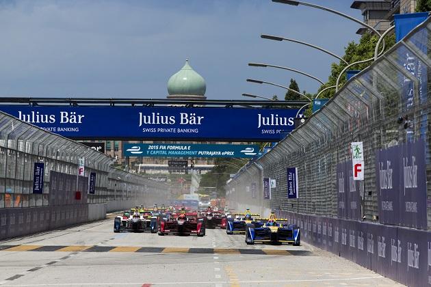 フォーミュラE、『Forza Motorsport 6』でロンドン旅行と賞金約188万円を懸けたレース・シリーズを開催