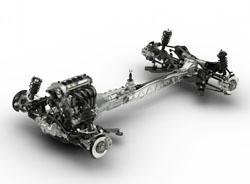 Next-gen Mazda MX-5 Skyactiv chassis