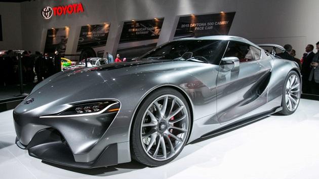 【噂】トヨタの「スープラ」後継車に搭載されるエンジンは、レクサスのV型6気筒ツインターボか?