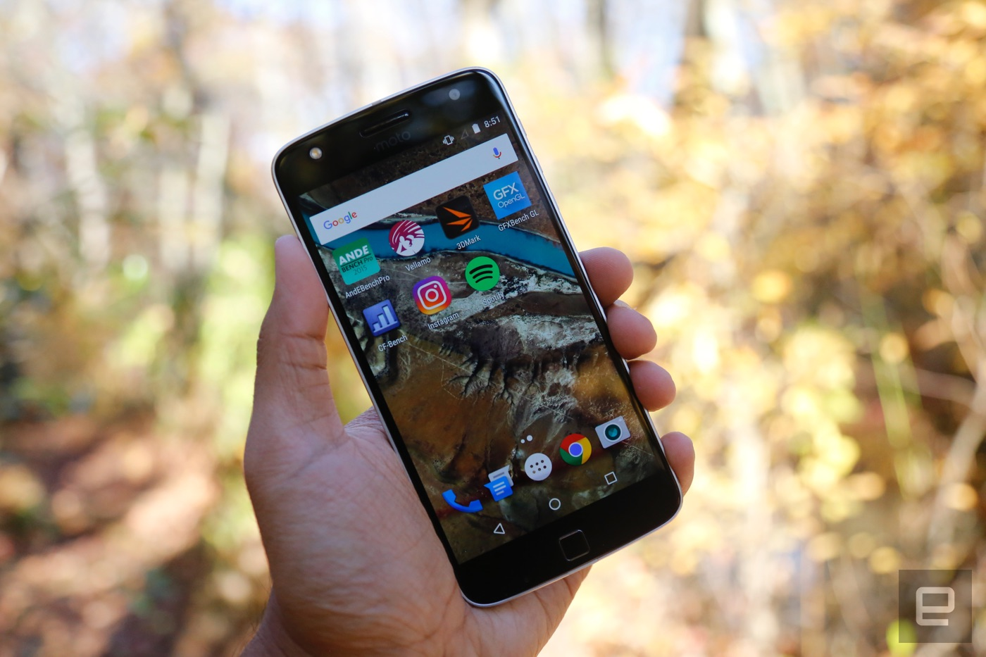 Moto Z Play review: Buy it for the battery life