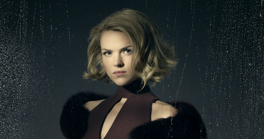 GOTHAM: Erin Richards. Season 3 of GOTHAM