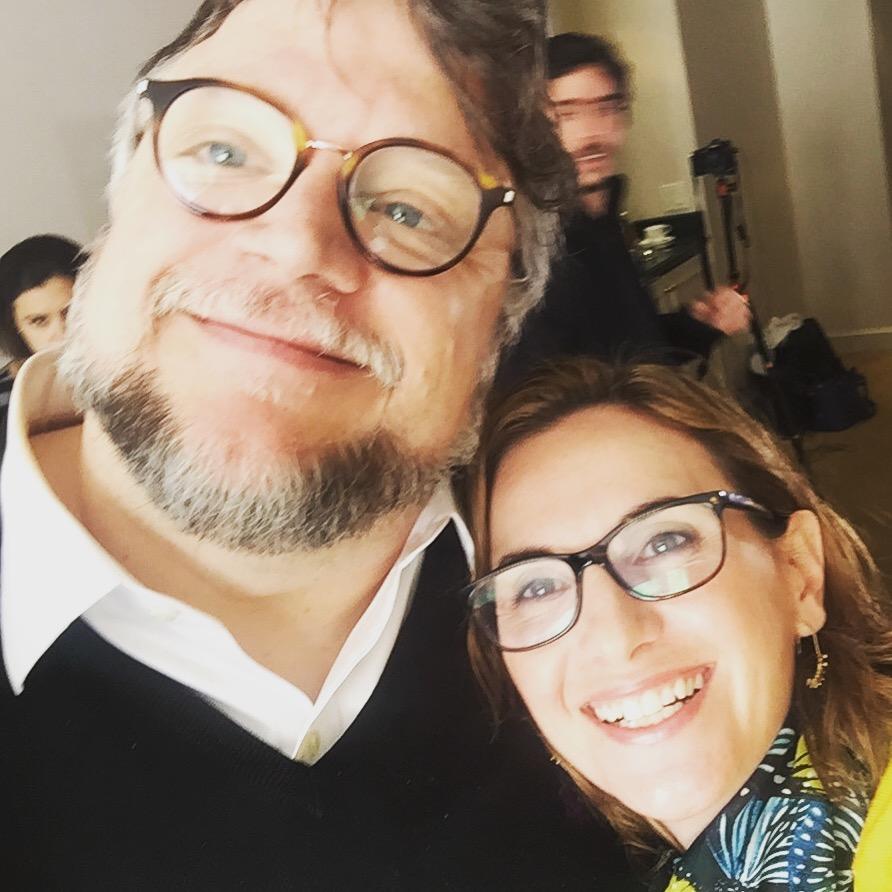 Después de entrevistarlo en el Festival de Cine de Toronto 2017 al que Del Toro llegó desde Venecia tras...