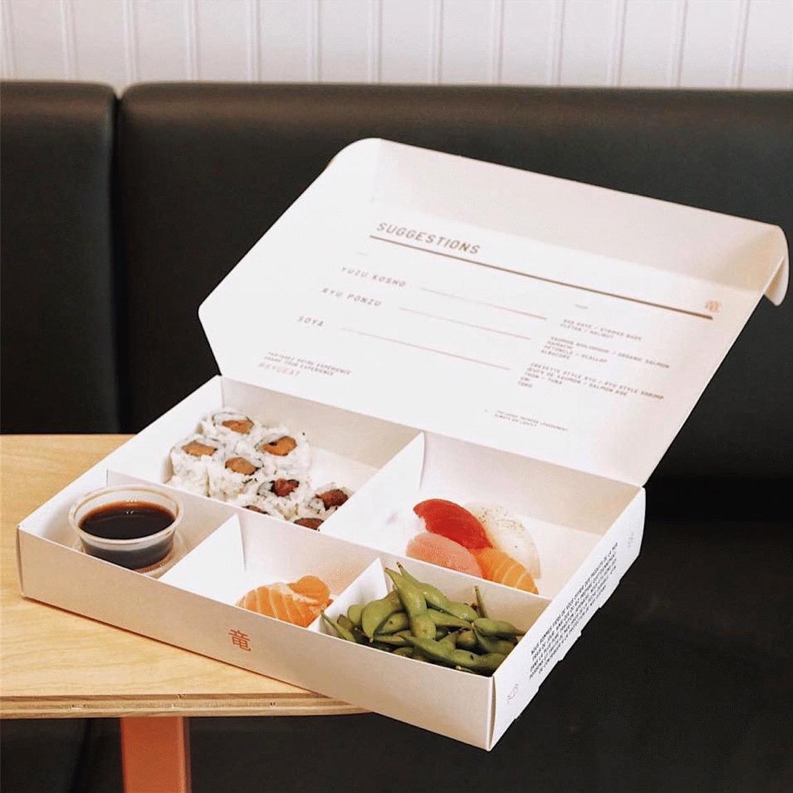 RYÚ: la nouvelle adresse de sushis ULTRA frais au