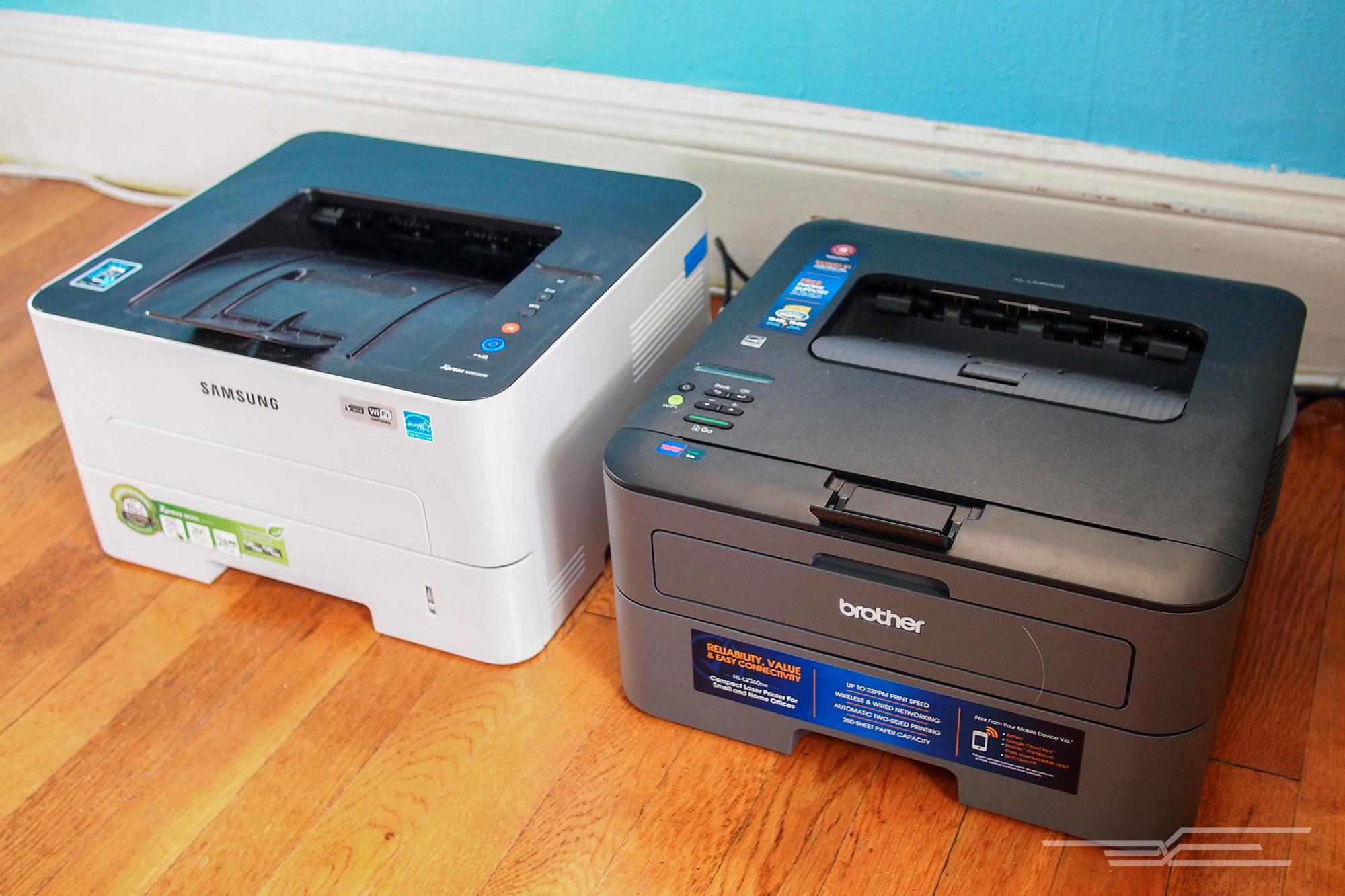 the best laser printer