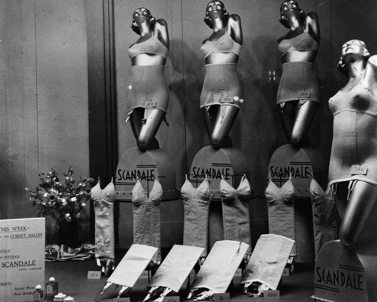 The history of shapewear