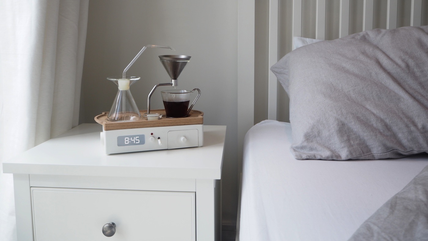 Barisieur S Coffee Brewing Alarm Clock Might Actually Happen