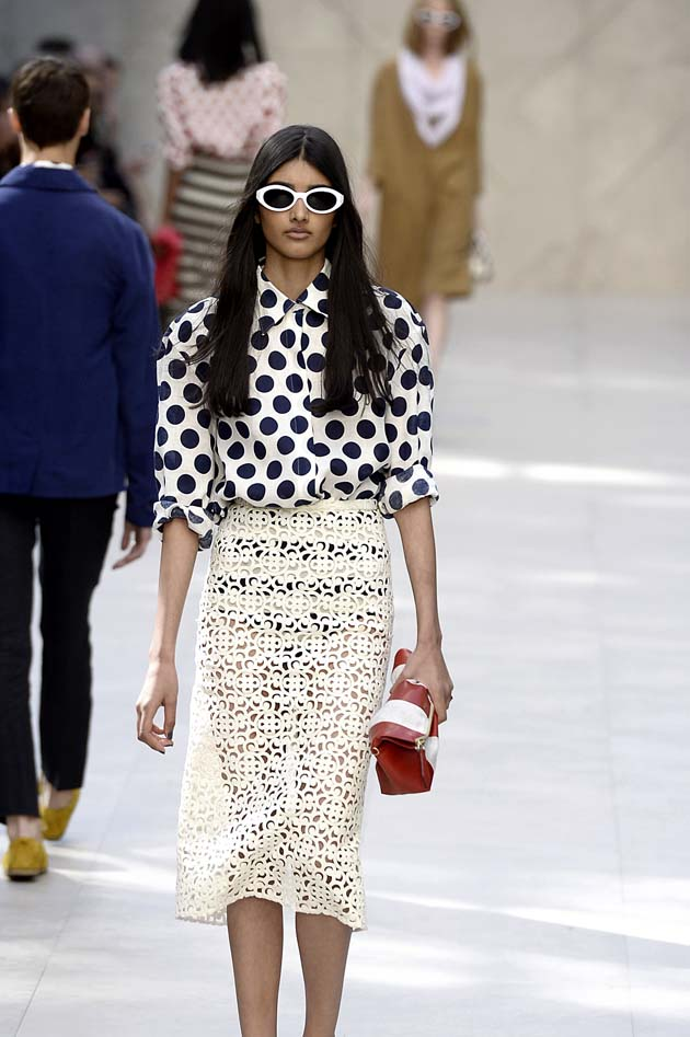 Burberry Prorsum - Runway RTW - Spring 2014 - London Fashion Week