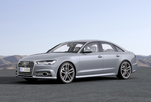 First drive: Audi A6 ultra - AOL on buick park avenue ultra, audi a1 ultra, buick rendezvous ultra, lexus es 350 ultra, audi r18 ultra,
