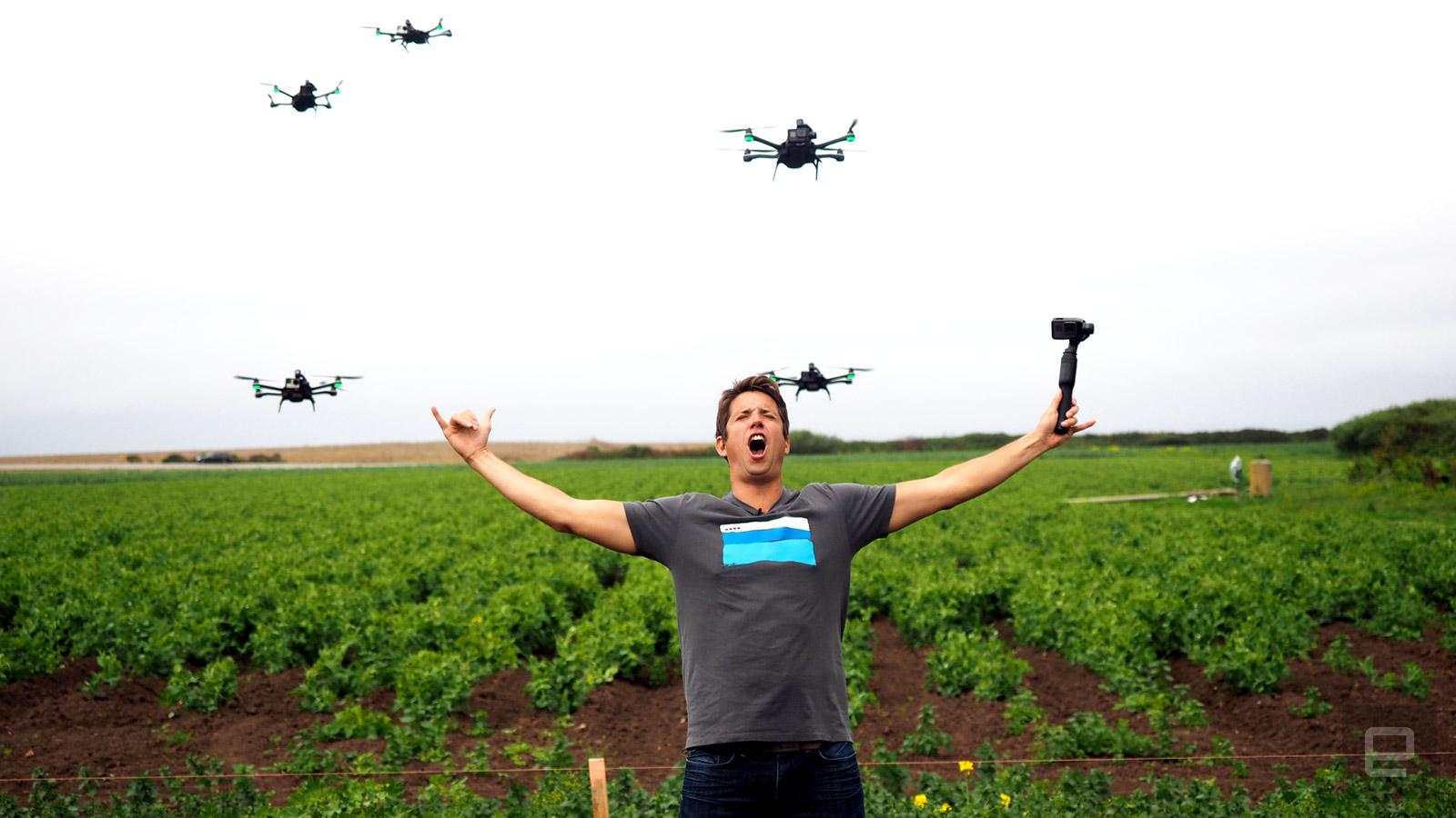 Comment Choisir Un Bon Drone Pour Faire De La Photo En Août 2020 ? pas cher