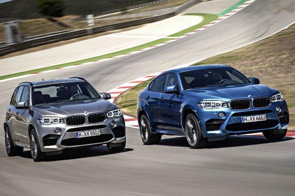 BMW M off-roaders