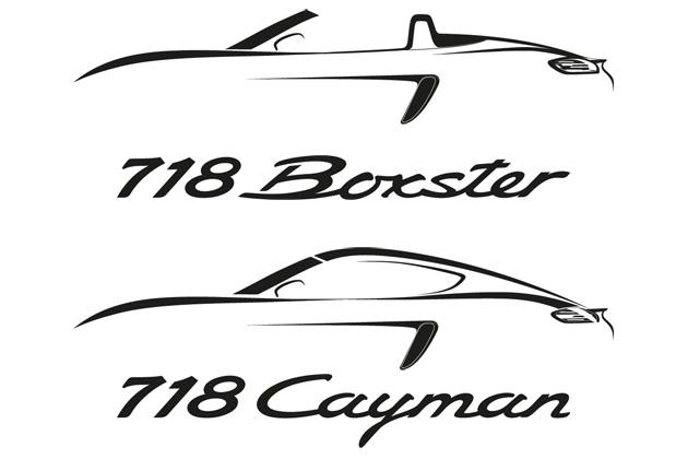 次期型ポルシェ「ボクスター」と「ケイマン」のシリーズ名に、「718」の名前が復活!