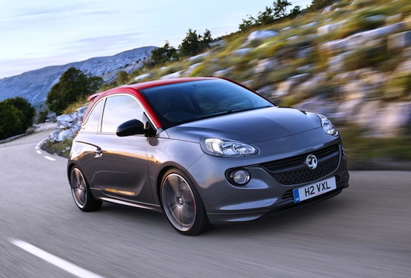 vauxhall adam gets serious with new 39 s 39 model aol. Black Bedroom Furniture Sets. Home Design Ideas