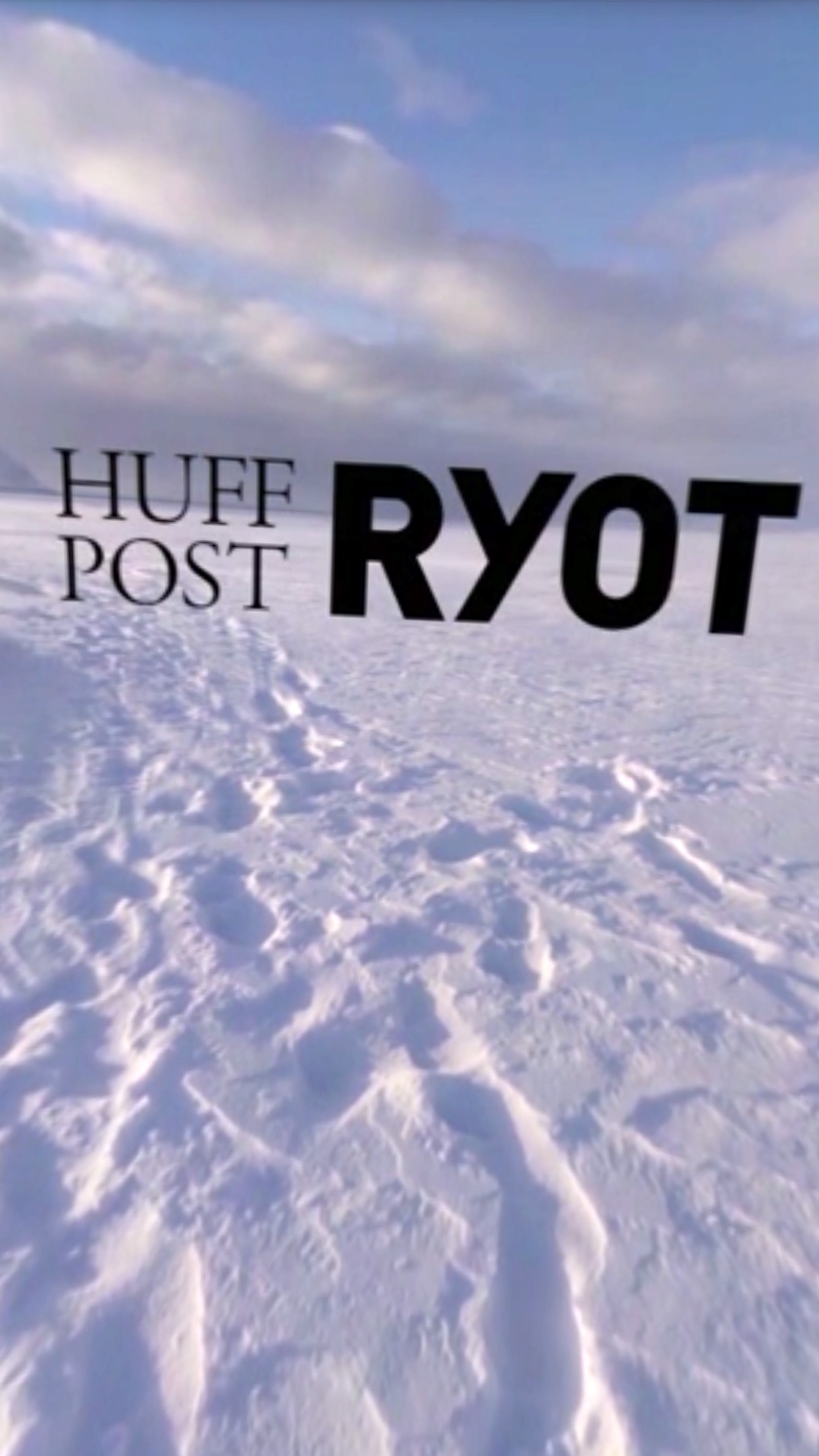 Huffington Post in VR