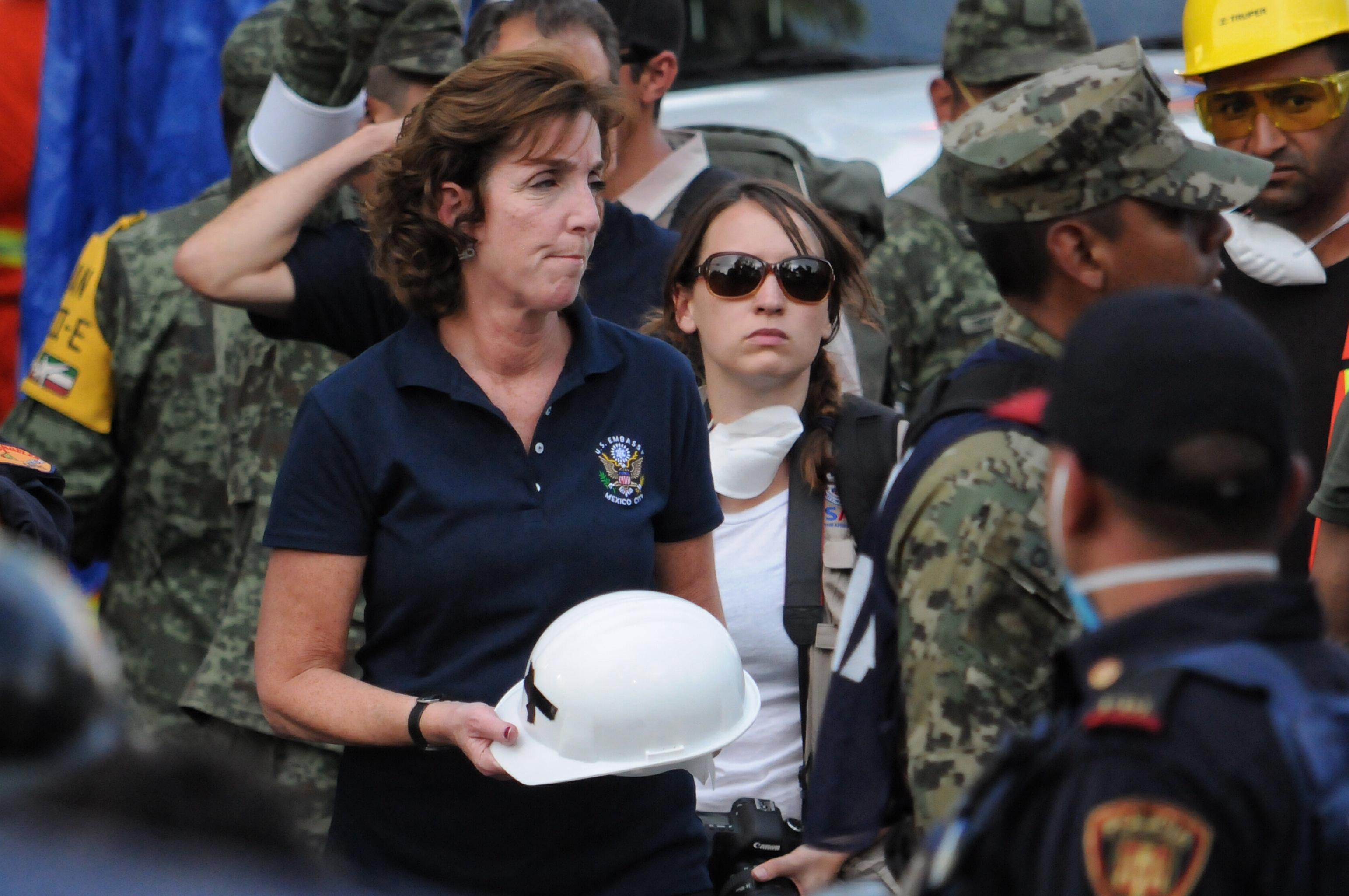 Me llenó de inspiración la solidaridad que emanó de la gran tristeza del pueblo mexicano tras los sismos...