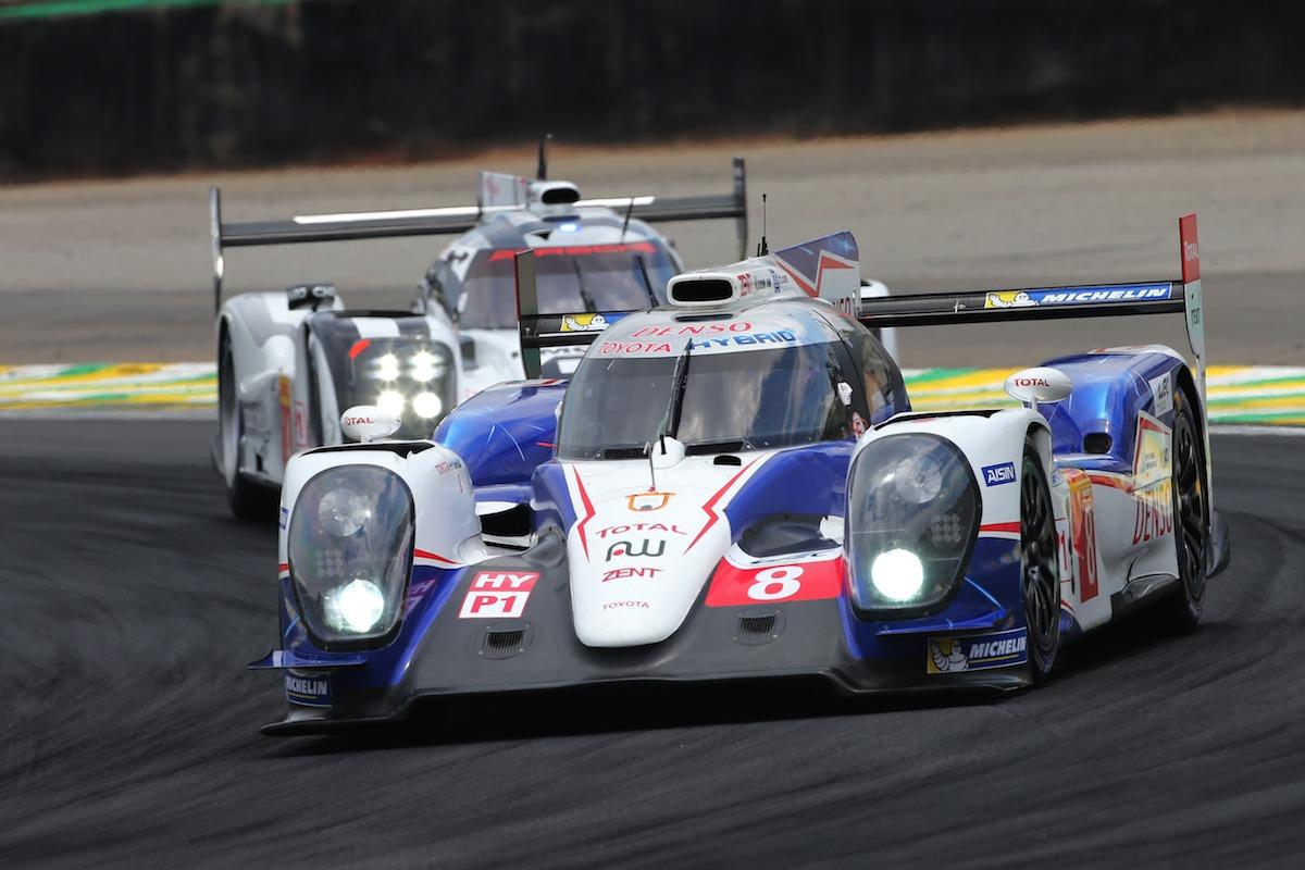 Toyota Hybrid RacingWorld Endurance Championship. 6 Hours of Brazil. 27th-30th November 2014. Sao Paulo, Brazil.