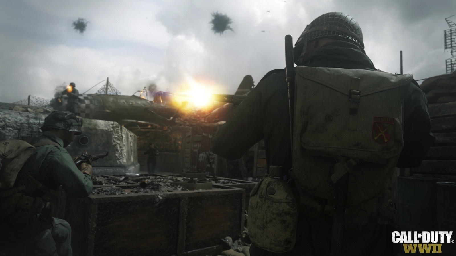 How a blind 'Call of Duty' player is racking up thousands of