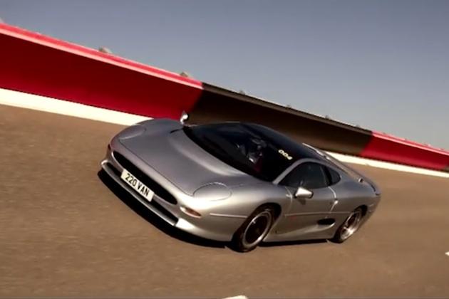 【ビデオ】美しく希少なジャガー「XJ220」のために、新たなタイヤを生産しようと決意したブリヂストンの開発物語