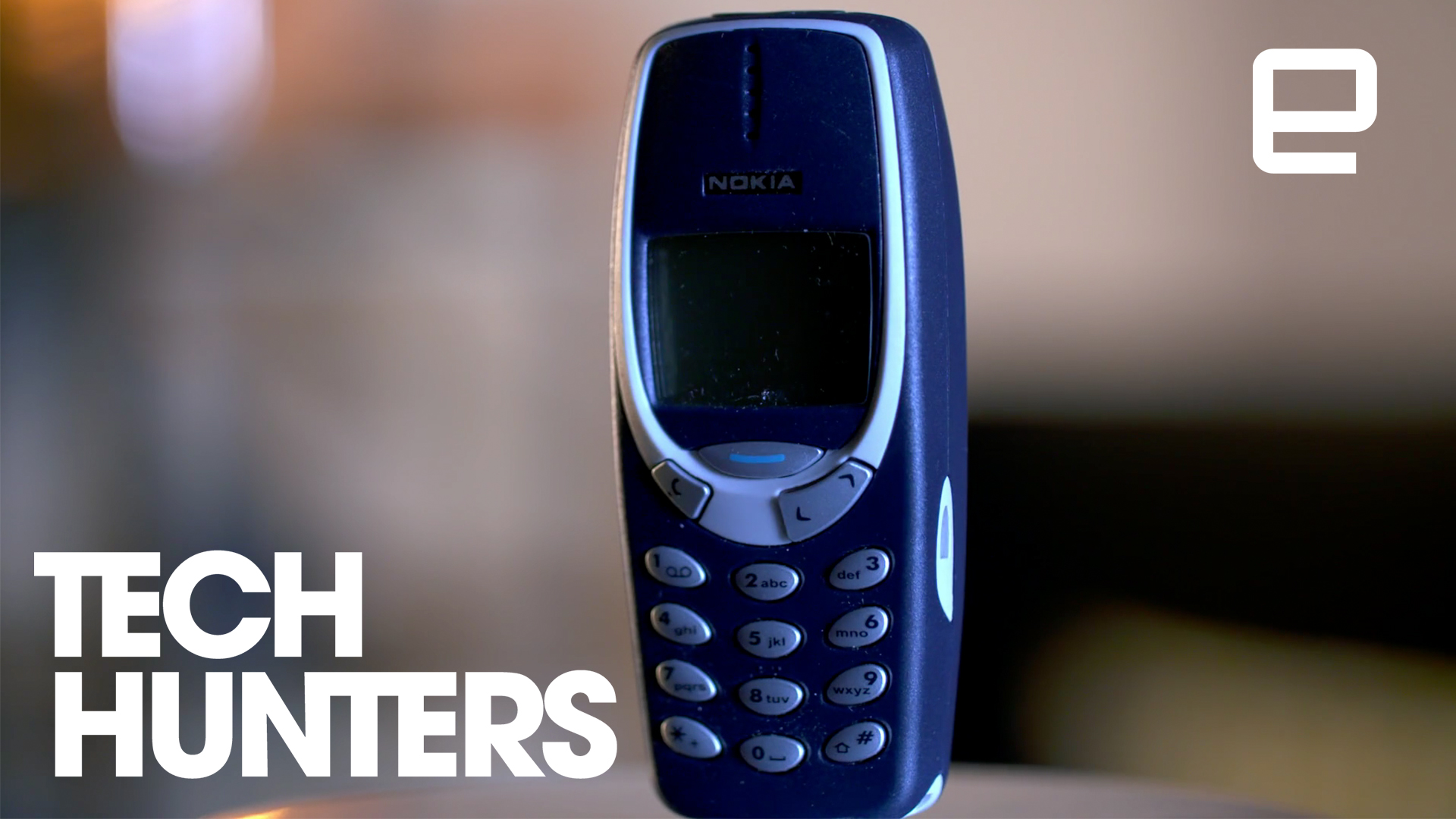 Tech Hunters: When Phones Were Phones With The Nokia 3310