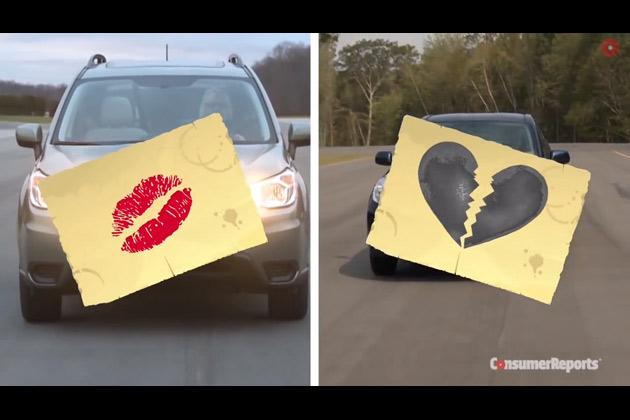 【ビデオ】米消費者情報誌が発表した、オーナーに愛されるクルマとそうでないクルマ