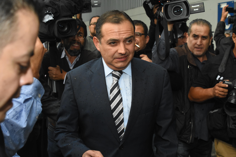 Ernesto Cordero, del PAN, denuncia a Anaya ante la PGR