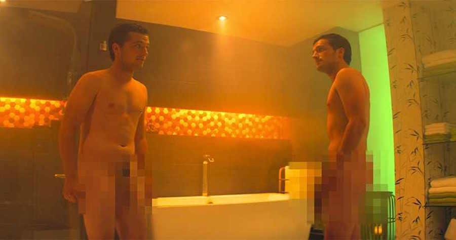 Josh Hutcherson Fights His Naked Clone in 'Future Man'