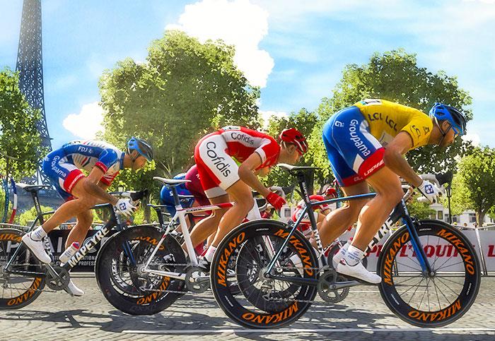 The Tour de France deserves a better video game