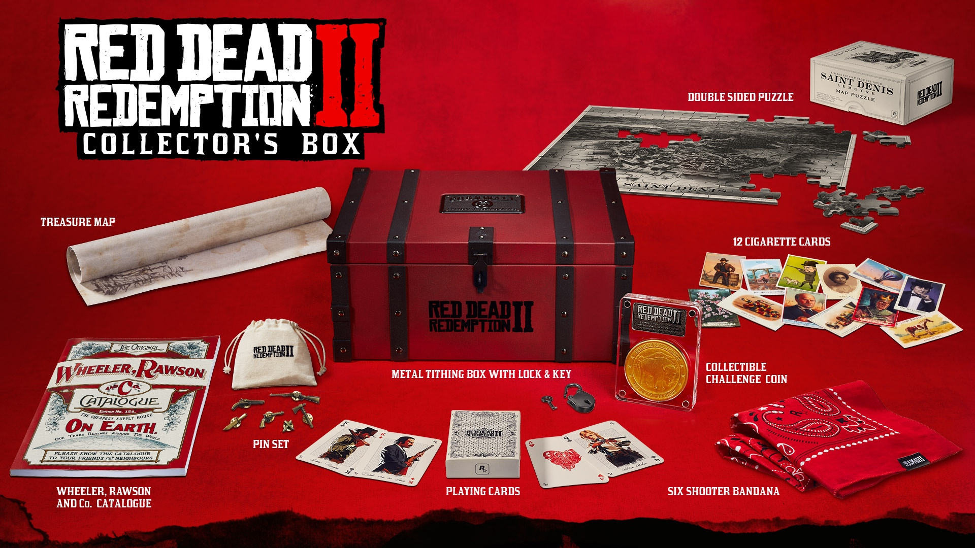 red dead redemption 2 ultimate edition bonuses not showing