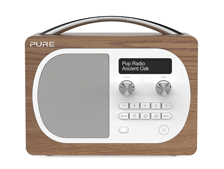 five best digital radios for every budget aol. Black Bedroom Furniture Sets. Home Design Ideas