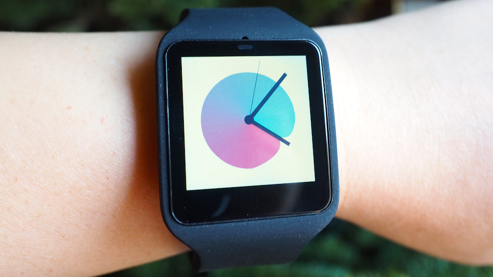 ea3ede40bc3 Sony SmartWatch 3 review  dull design