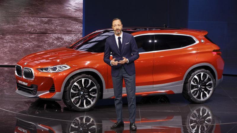 BMWデザイン部門トップのカリム・ハビブ氏が同社を離脱か?