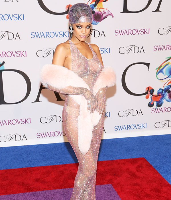 Rihanna CFDA