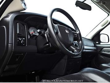 2005 Dodge Ram SRT-10 interior
