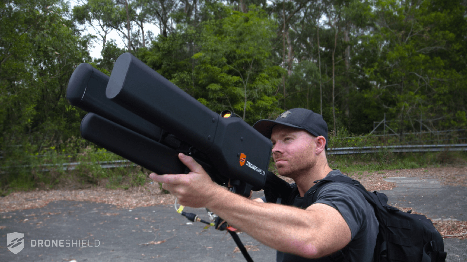 Anti Drone Gun Takes Down Targets From 12 Miles Away