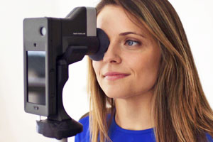 This phone-powered vision test can replace your eye doctor