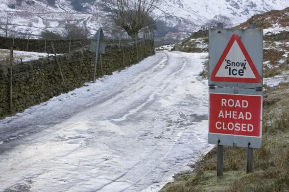 Britain set to freeze next week as temperatures plummet