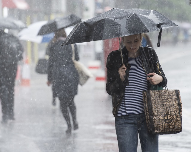 Parts of Britain deluged with half a month's rain in 12 hours