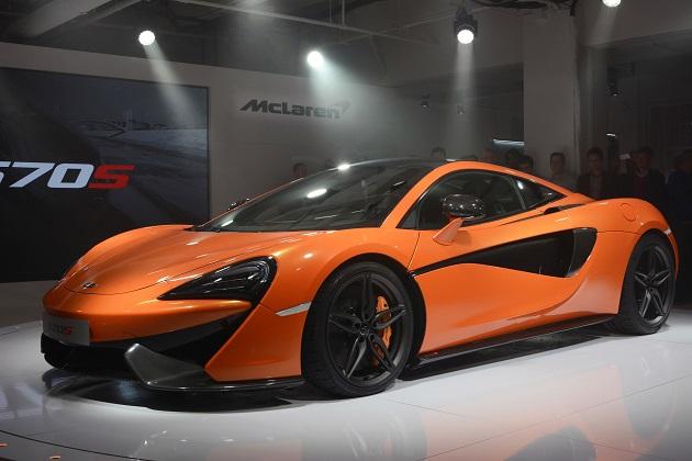 マクラーレン、今後2年間で「スポーツ・シリーズ」に2種類のボディ・スタイルを追加すると発表