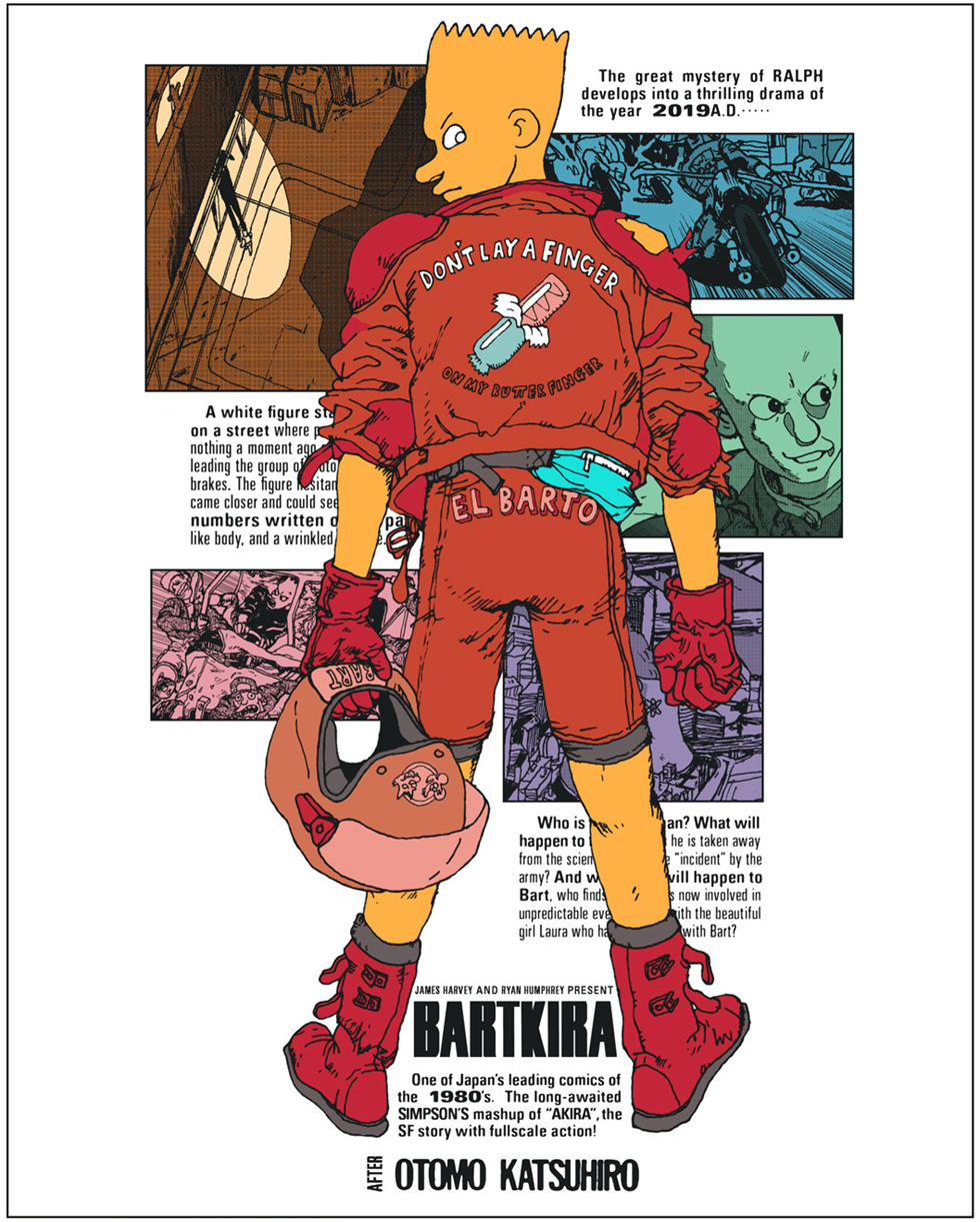 How The Internet Embraced A Simpsons Akira Mashup Engadget