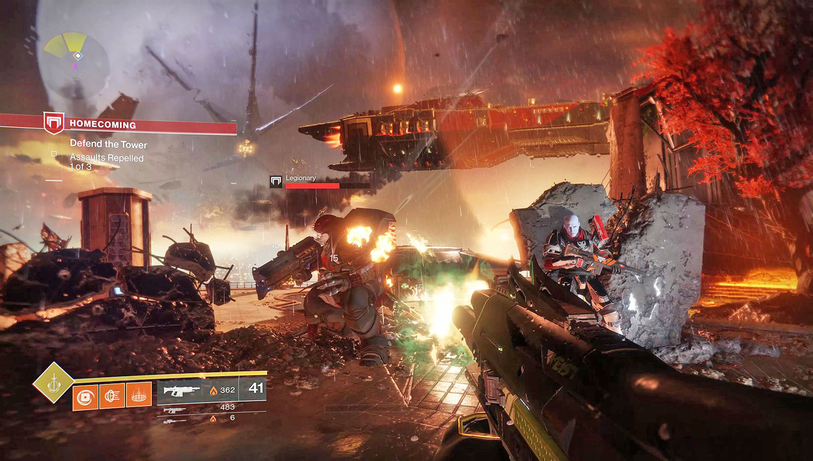 Play of the game destiny 2