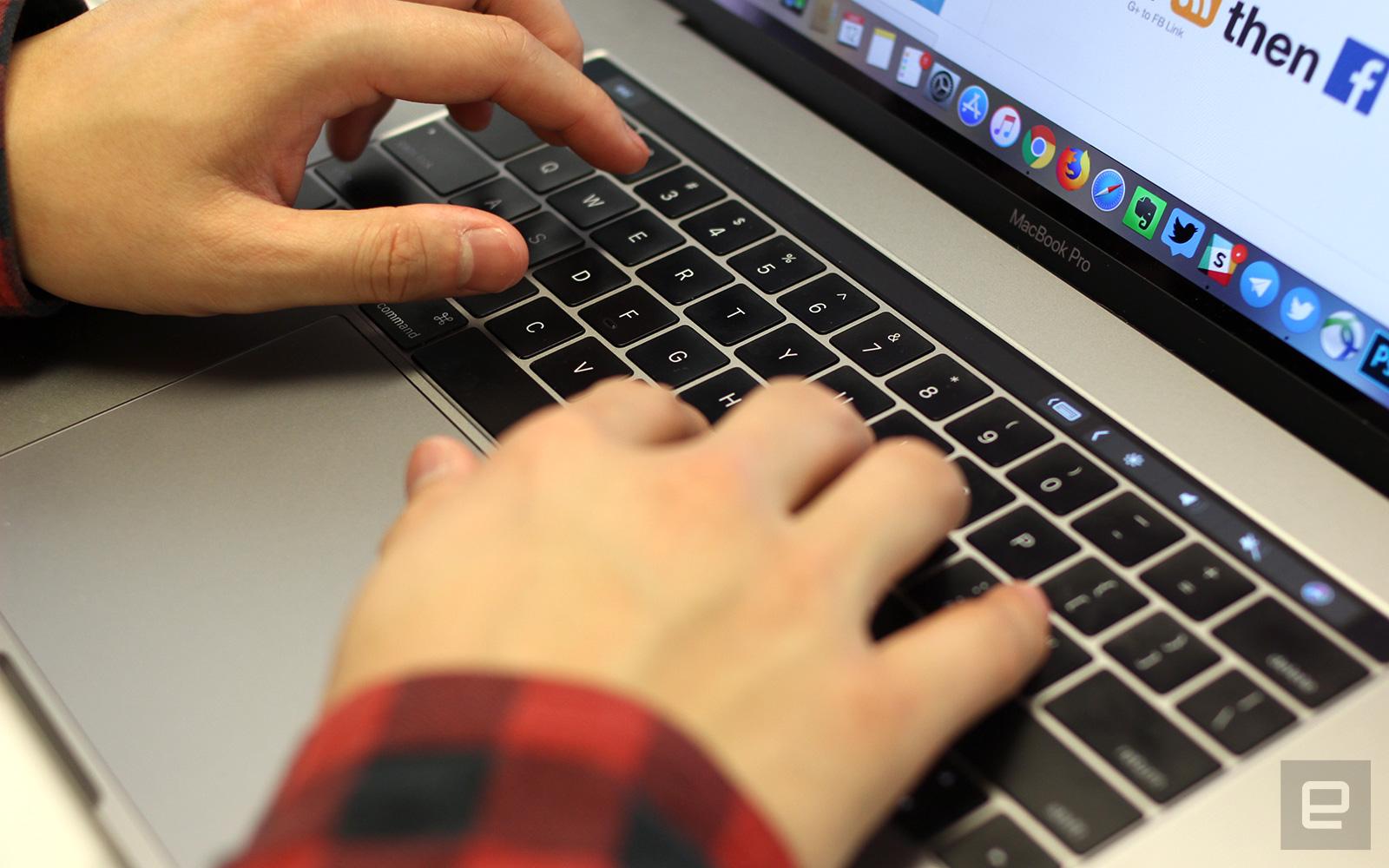 苹果将会免费维修 MacBook 的蝴蝶脚键盘