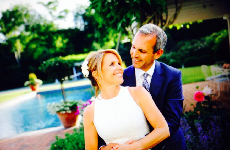 All the photos from Katie Couric's wedding