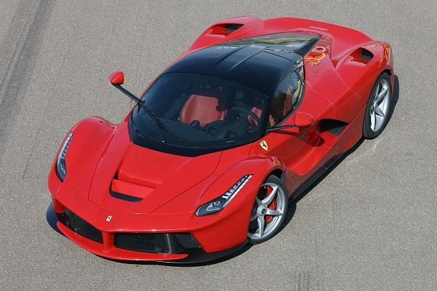 【噂】フェラーリ「ラ フェラーリ・スパイダー」がプライベートイベントで公開予定