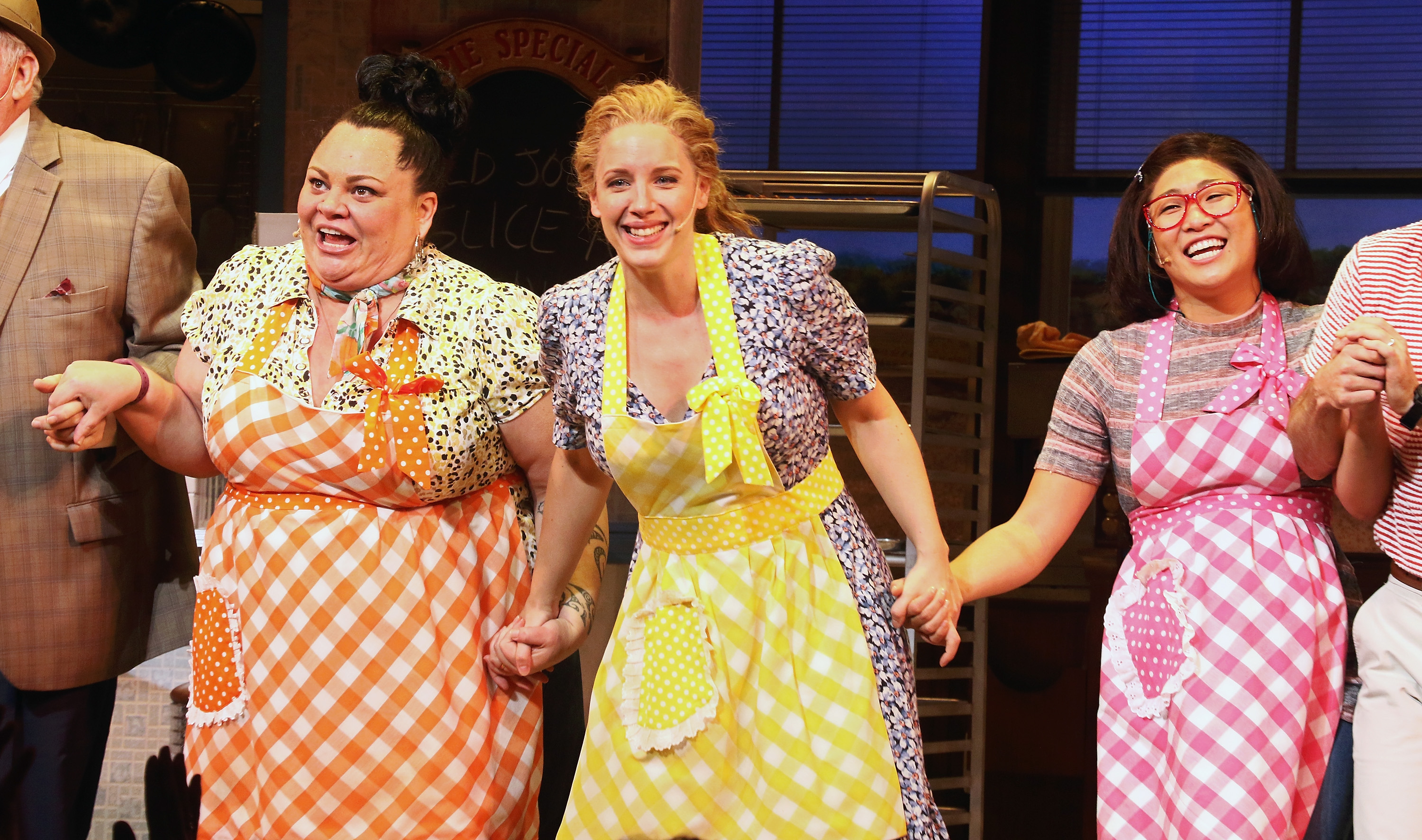 "Jenna Ushkowitz Joins The Cast Of ""Waitress"" On Broadway"