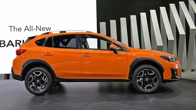 スバル、2018年に既存モデルのプラグイン・ハイブリッド、2021年までに100%電気自動車バージョンの投入を目指す