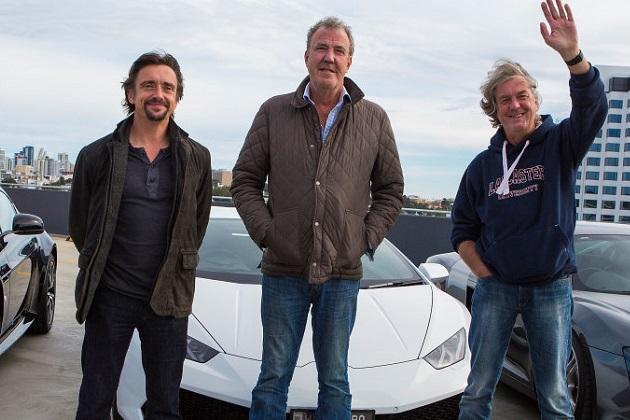 【噂】元『トップギア』司会者の3人組、新しい自動車バラエティー番組はアメリカで撮影?
